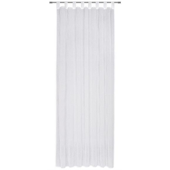 Készfüggöny Kathi - Fehér, Textil (140/245cm) - Mömax modern living