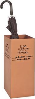 Stojalo Za Dežnike Life Baker -sb- - baker, Trendi, kovina (16/48/16cm)
