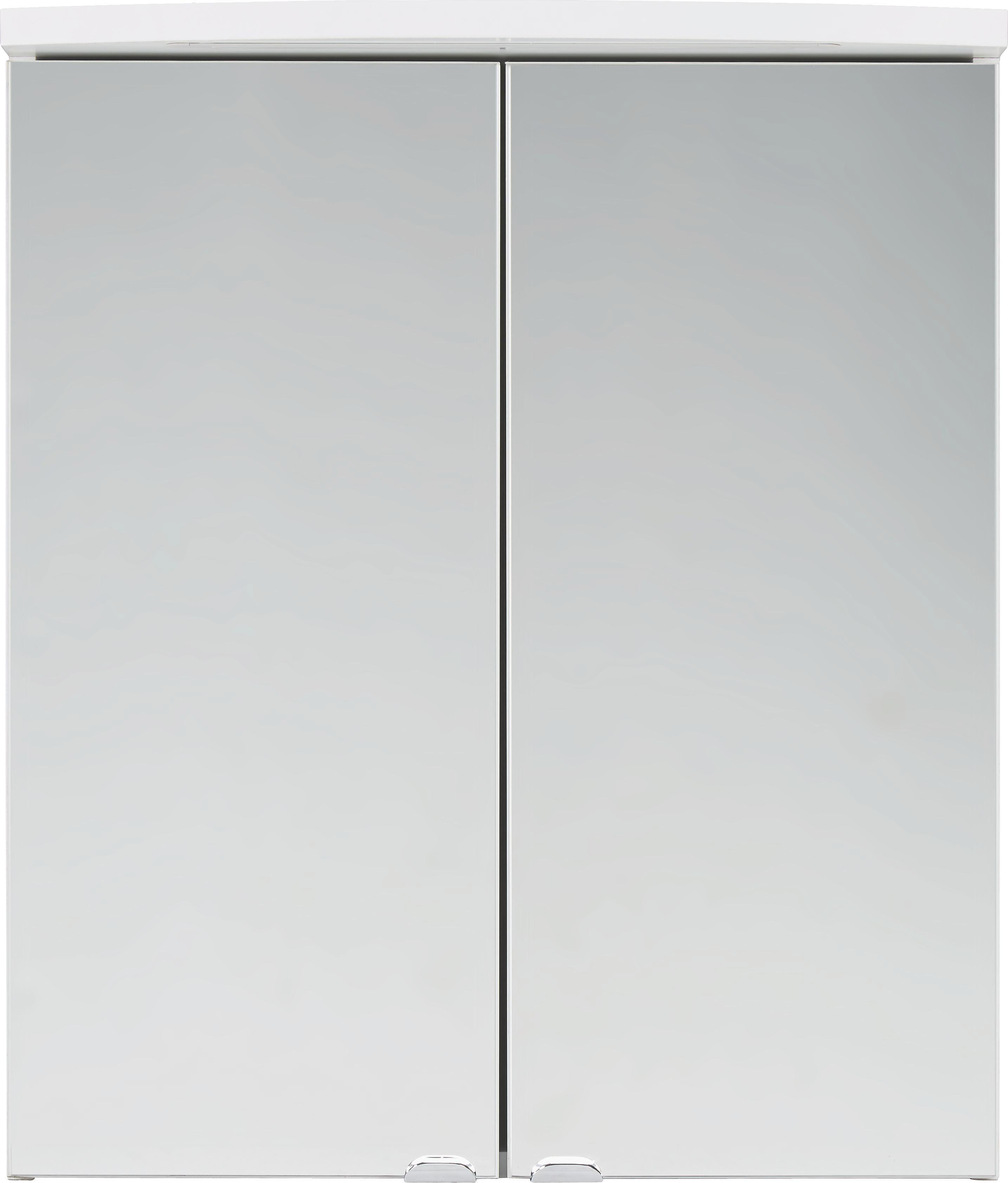 Mömax Badezimmer Schrank: Spiegelschrank Weiß Online Kaufen Mömax