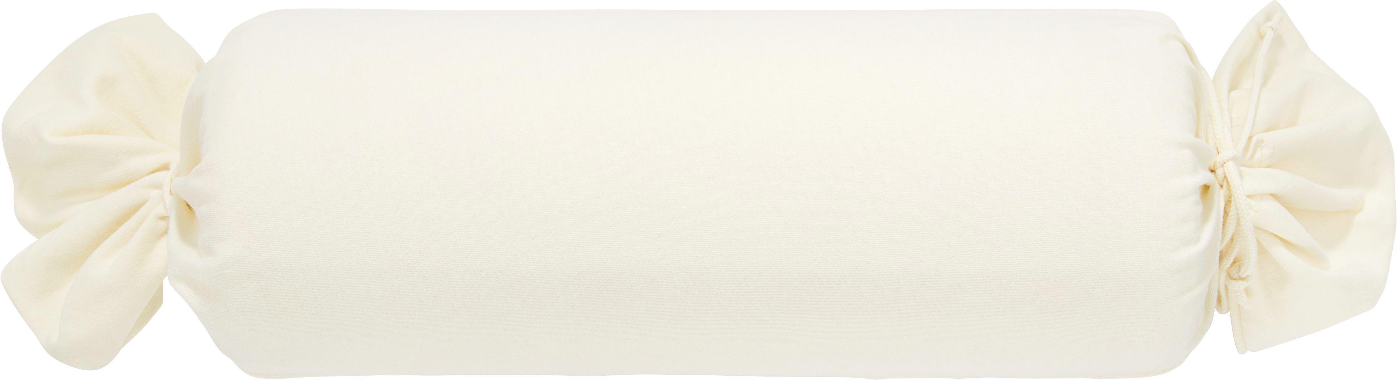 Párnahuzat Basic - natúr színek, textil (15/40cm)
