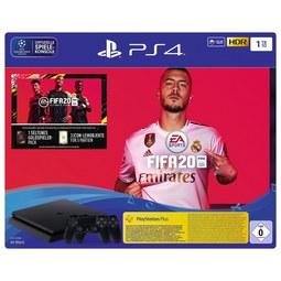 Spielekonsole Sony Playstation 4 in Schwarz - Kunststoff (43,3/35,7/10,6cm)