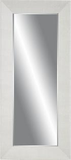 Tükör Glamour - Ezüst, Üveg/Fa (80/180/5cm)