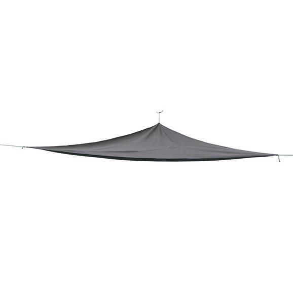 Senčnik Tim - antracit, tekstil (300/300/300cm) - Mömax modern living
