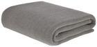 Posteljno Pregrinjalo Aksel - siva, Moderno, tekstil (125/150cm) - Premium Living