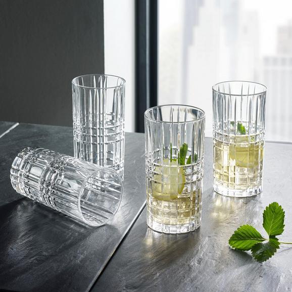 Gläserset Nachtmann Square 4-teilig - Klar, MODERN, Glas - Nachtmann