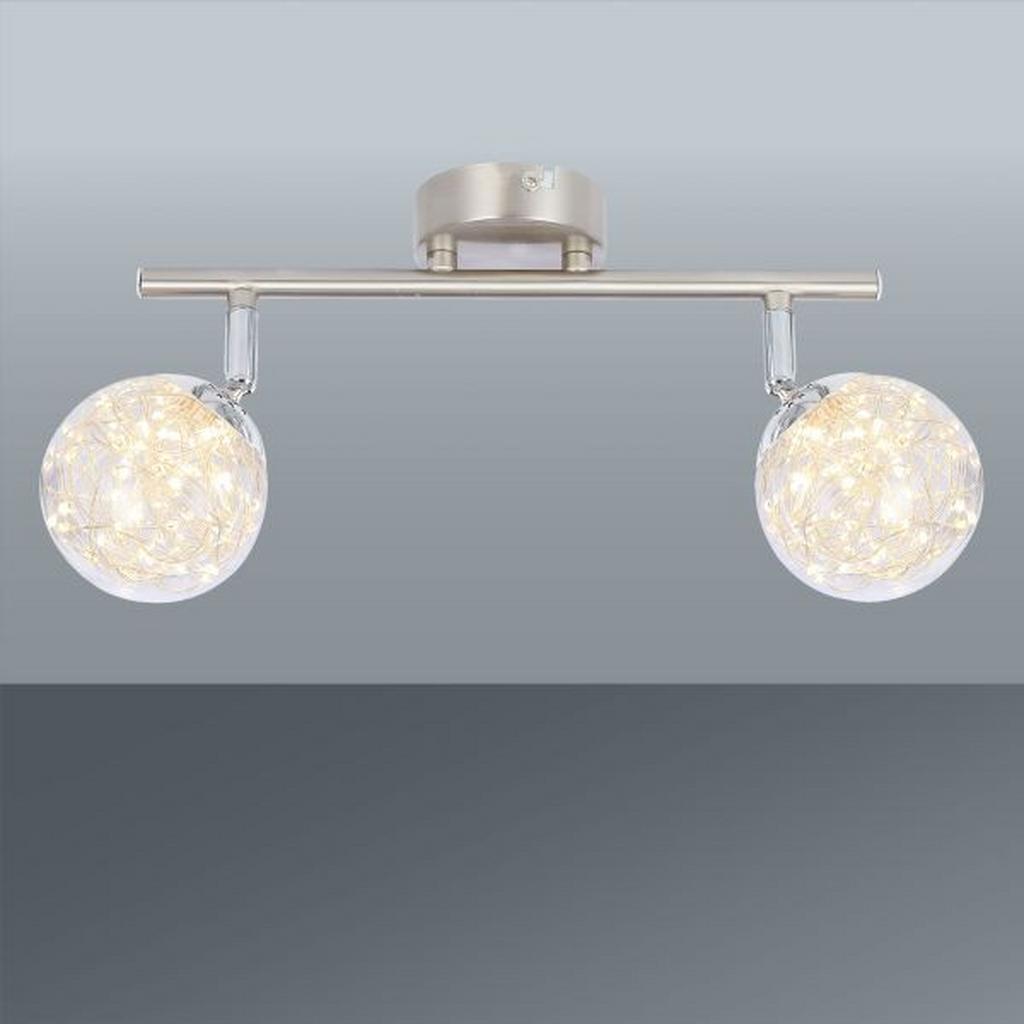 LED-Strahler Kiko, max. 2x3 Watt