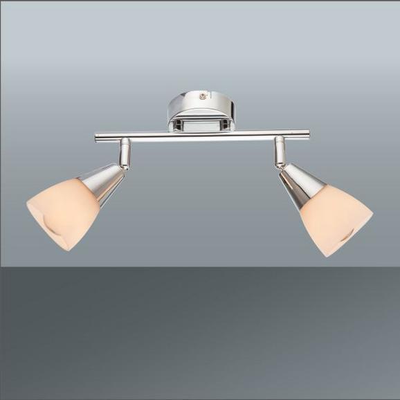Strahler Tadeus, max. 40 Watt - KONVENTIONELL, Glas/Metall (15/25cm)