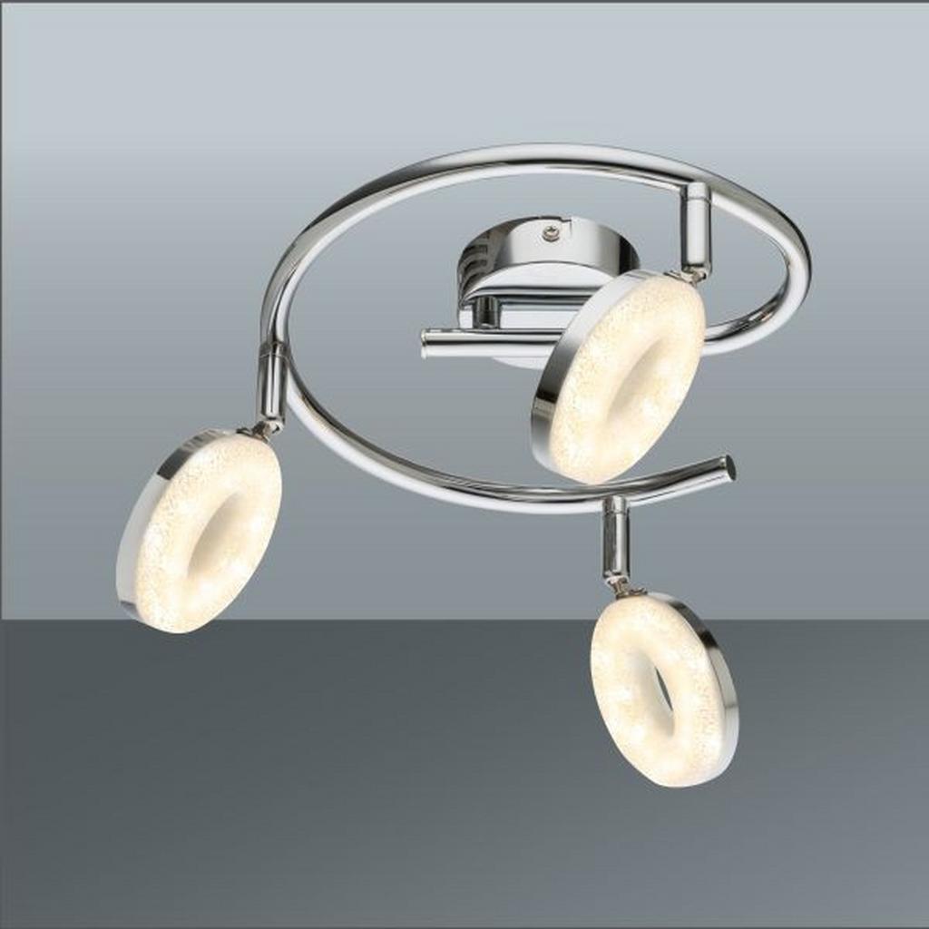 LED-Strahler Elli Chrom max. 4 Watt