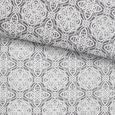 Posteljnina Aisha - svetlo modra/gozdni sadeži, Trendi, tekstil - Mömax modern living