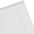 Plafonieră Led Yoko - alb/opal, Romantik / Landhaus, plastic/metal (80/20/6,5cm) - Modern Living