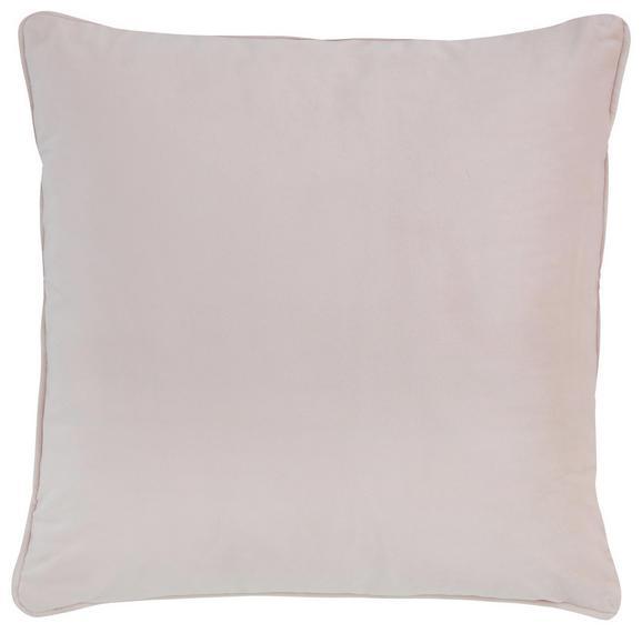 Díszpárna Viola - Rózsaszín, Textil (45/45cm) - Mömax modern living