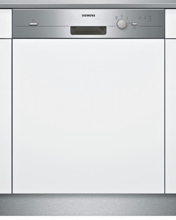 Geschirrspüler Siemens Sn514s00ae, EEZ A+ - Edelstahlfarben/Weiß (59,8/81,5/57,3cm) - Siemens
