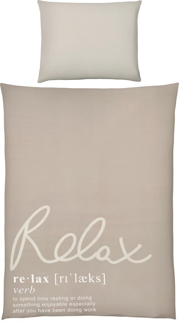 Lenjerie De Pat Relax Oasis - Bej, Modern, Material textil (140/200cm) - Mömax modern living