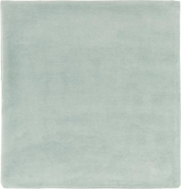 Kissenhülle Marit, ca. 40x40cm - Mintgrün, Textil (40/40cm) - MÖMAX modern living