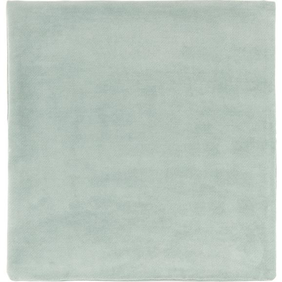 Kissenhülle Marit ca. 40x40cm - Mintgrün, Textil (40/40cm) - Mömax modern living