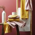 Waschhandschuh Melanie Gelb - Gelb, Textil (16/21cm) - Mömax modern living