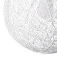 Hängeleuchte Sophia, max. 60 Watt - Weiß, LIFESTYLE, Naturmaterialien (30/135cm) - Mömax modern living