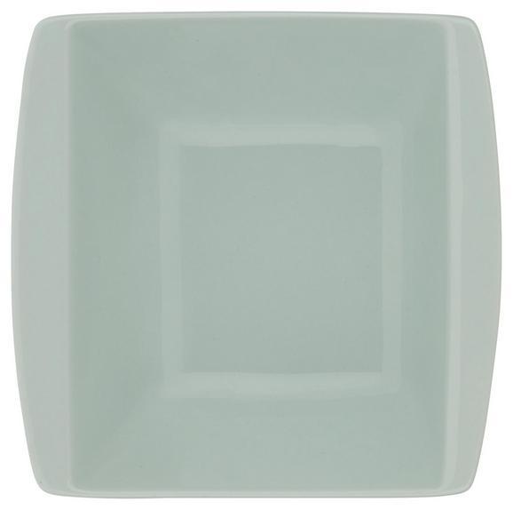 Schüssel Pura aus Porzellan Ø ca. 14cm - Mintgrün, MODERN, Keramik (14/14cm) - Mömax modern living