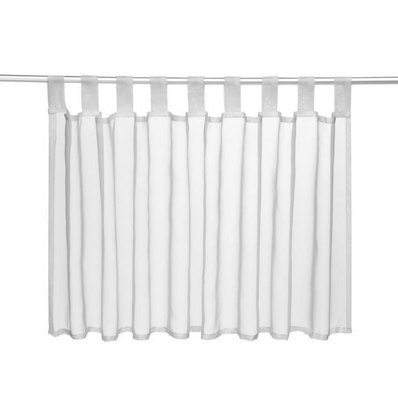 Vitrázsfüggöny Hanna 145/50 - Natúr, Textil (145/50cm) - Mömax modern living