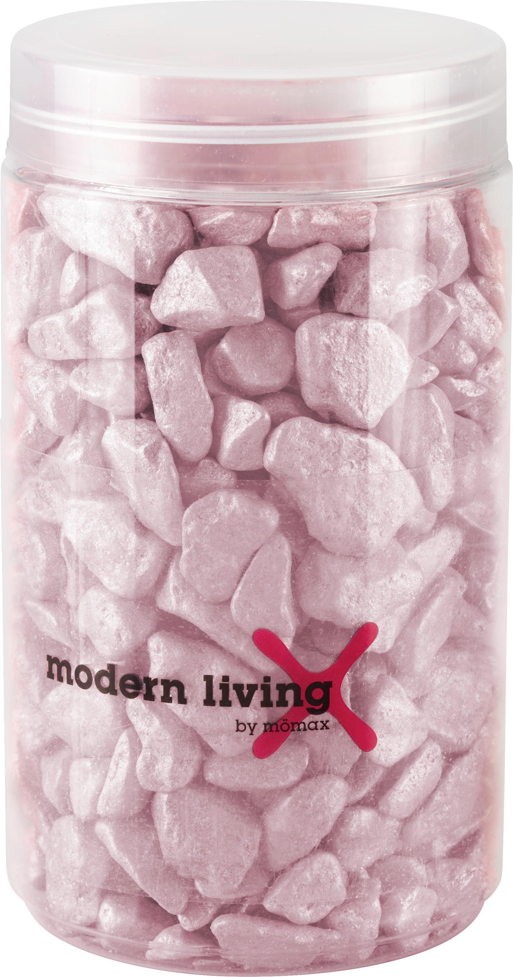 Dekorkő Ida - Perlmutt/rózsaszín, kő (0,35l) - MÖMAX modern living
