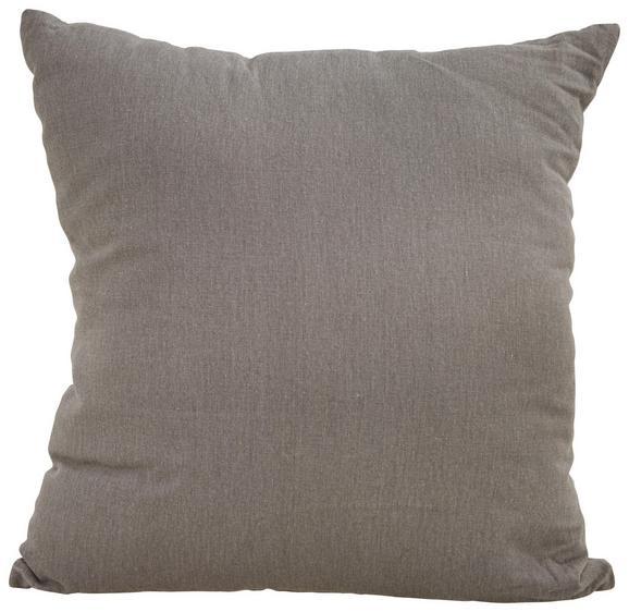 Zierkissen Steven 45x45cm - Grau, Textil (45/45cm) - Mömax modern living