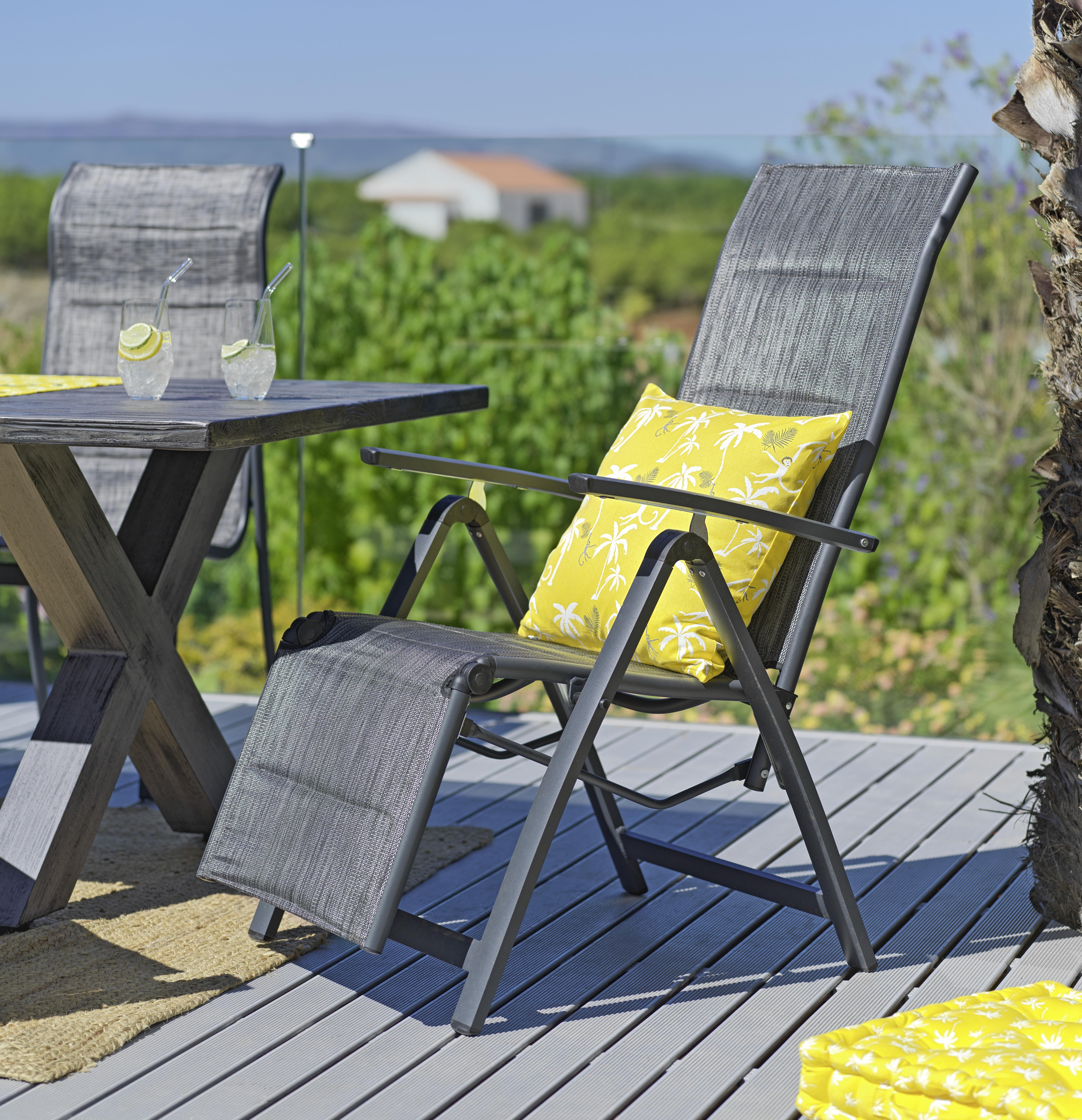 Garten Relaxsessel Aus Textilene Jetzt Bestellen