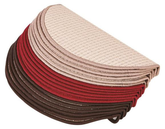 Predpražnik Za Stopnice Birmingham - bež/rjava, Konvencionalno, tekstil (25/65cm) - Esposa