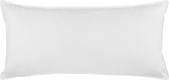 3-kammer-kissen Vanessa in Weiß, ca. 40x80cm - Weiß, Textil (40/80cm) - Mömax modern living