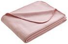 Decke Anni ca. 130x170 cm in Rosa - Rosa, MODERN, Textil (130/170cm) - Modern Living
