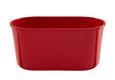 Echtwerk Brotbox Fresh mit Deckel - Rot/Akaziefarben, MODERN, Holz/Kunststoff (37/21,5/17,2cm) - Echtwerk