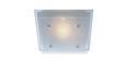 Mennyezeti Lámpa Lothar - konvencionális, Üveg/Fém (24/24cm)