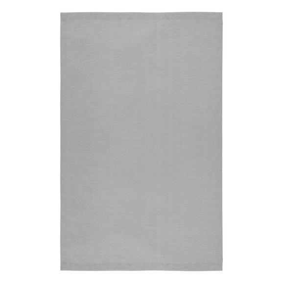 Tischdecke Charlotte in Grau,ca.140x220cm - Grau, MODERN, Textil (140/220cm) - Premium Living