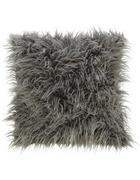 Kissen Svea ca.45x45cm in Hellgrau - Hellgrau, Textil (45/45cm) - Mömax modern living