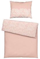 POSTELJNINA EVELIN - roza, Romantika, tekstil (140/200cm) - Mömax modern living