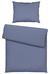 Bettwäsche Iris Blau 140x200cm - Blau, Textil (140/200cm) - Mömax modern living