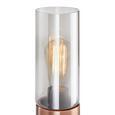 Namizna Svetilka Annika - kovina/steklo (9/30cm)