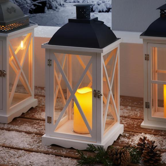 laterne henric inkl led kerze h ca 50 cm online kaufen m max. Black Bedroom Furniture Sets. Home Design Ideas