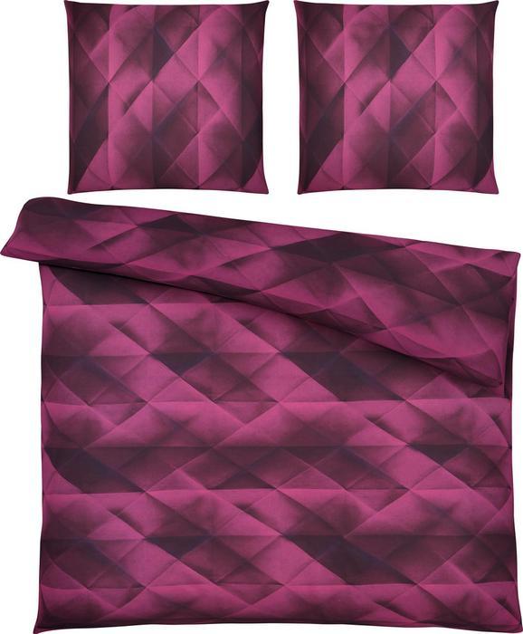 Bettwäsche Marcel ca. 200x200cm - Lila, MODERN, Textil (200/200cm) - MÖMAX modern living