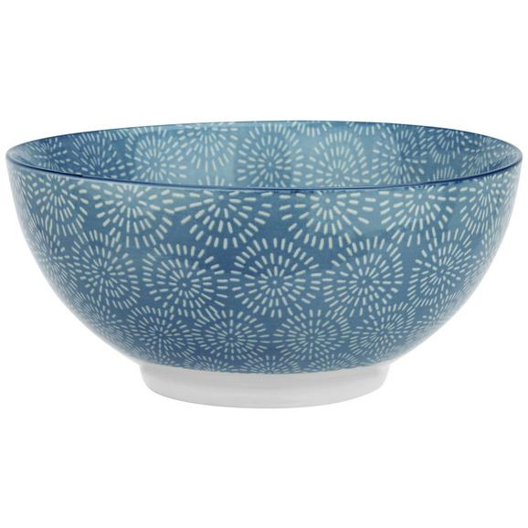 Skleda Nina - modra, keramika (20cm) - Mömax modern living