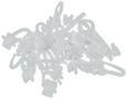 Gleiter Style Weiß - Weiß, Kunststoff - Premium Living