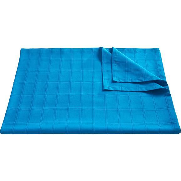 Pregrinjalo Serpil -ext- - modra/rdeča, tekstil (140/210cm) - Mömax modern living