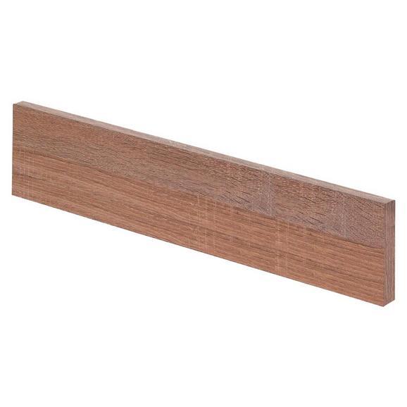 Vznožek Venezia - hrast, Moderno, leseni material (60cm)