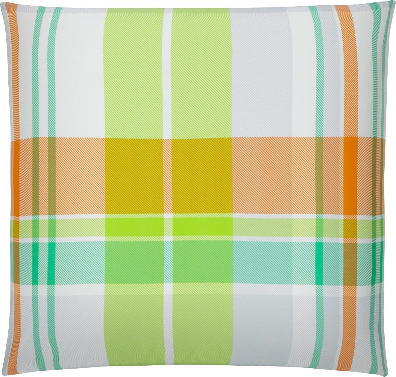 Bettwäsche Viktor, ca. 135x20cm - Grün, Textil (135/200cm) - MÖMAX modern living
