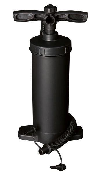 Luftpumpe Bernd in Schwarz - Schwarz, Kunststoff (20/37/11,2cm) - MÖMAX modern living