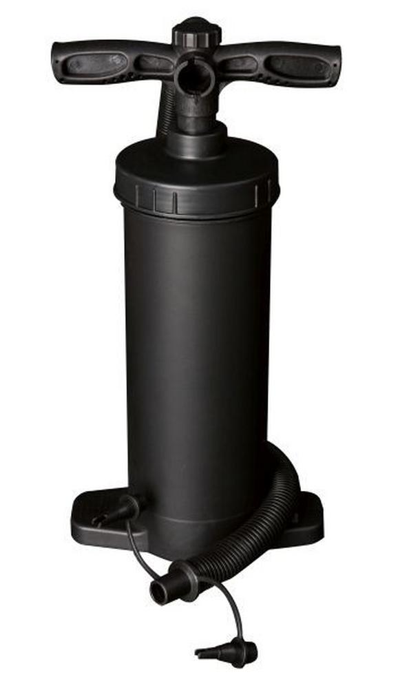 Zračna Tlačilka Bernd - črna, umetna masa (19,5/38/11,8cm) - Mömax modern living