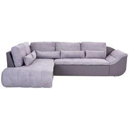 Sedežna Garnitura Carisma - siva, Moderno, kovina/tekstil (210/300cm) - Mömax modern living