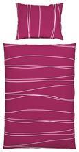 Posteljnina Philipp - turkizna/gozdni sadeži, tekstil - MÖMAX modern living