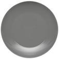 Farfurie Întinsă Sandy - gri, Konventionell, ceramică (26,8/2,42cm) - Modern Living