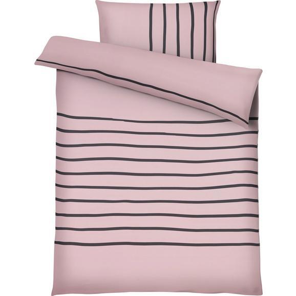 Bettwäsche Tamara in Rosa ca. 140x200cm - Rosa, MODERN, Textil (140/200cm) - Mömax modern living