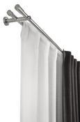 Set Za Drog Za Zavese Marie -top- - nerjaveče jeklo, kovina (240cm) - Mömax modern living